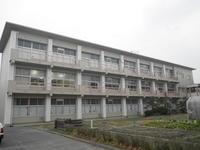建設実績:岡崎市立矢作北小学校 外部改修工事