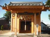 建設実績:八剱神社再建